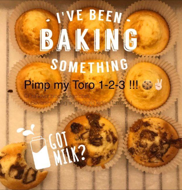 FruBeversHverdag pimper Toro 123 muffins