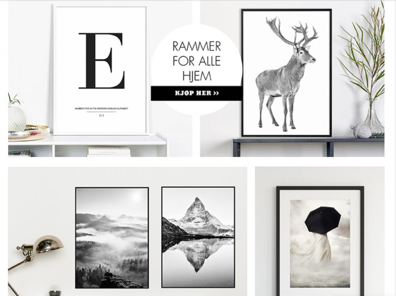 BGA fotobutikk // dekor, plakater, postere til barnerom // FruBeversHverdag