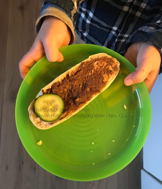 FruBeversHverdag // ukesmeny for kresne barn uke 11 middagstips