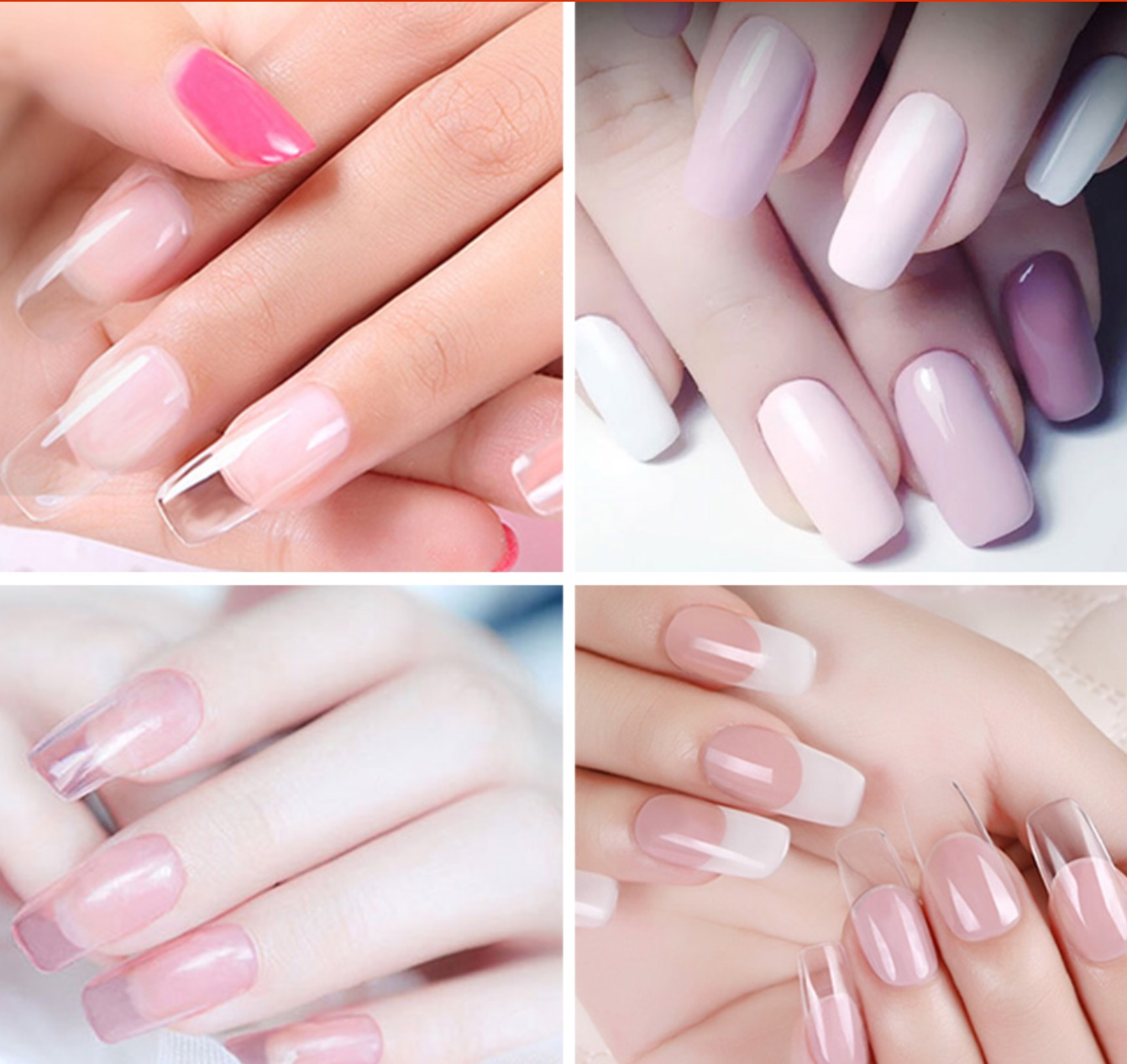 FruBeversHverdag DIY Poly gel nails - sånn SKULLE det bli ...
