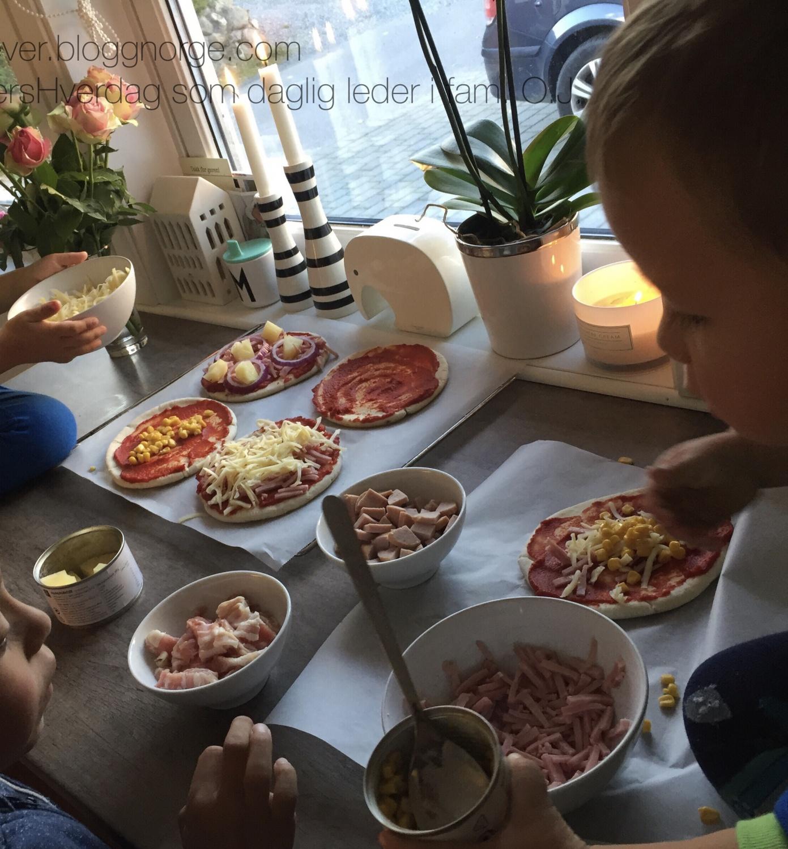 FruBeversHverdag ukesmeny for kresne barn uke 11 middagstips