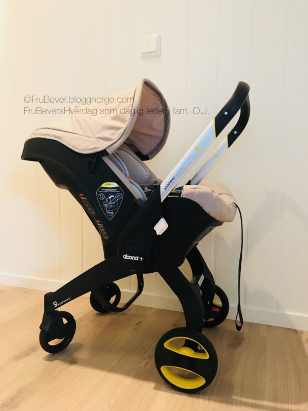 FruBeversHverdag Doona + car Seat, Stroller
