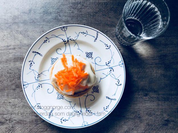 Ukesmeny for kresne barn Frubevershverdag middagstips