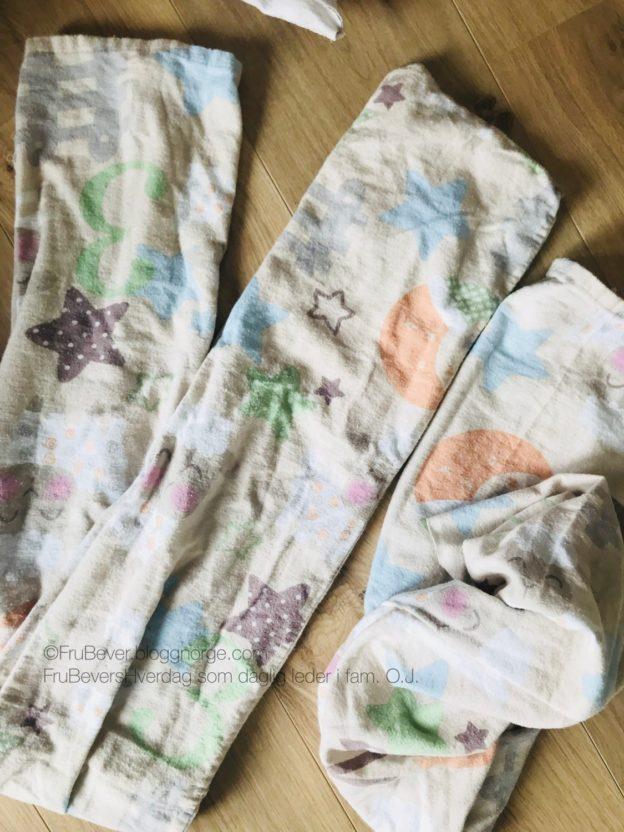 FruBeversHverdags prosjekt litt tjukk sengeslange // DIY baby