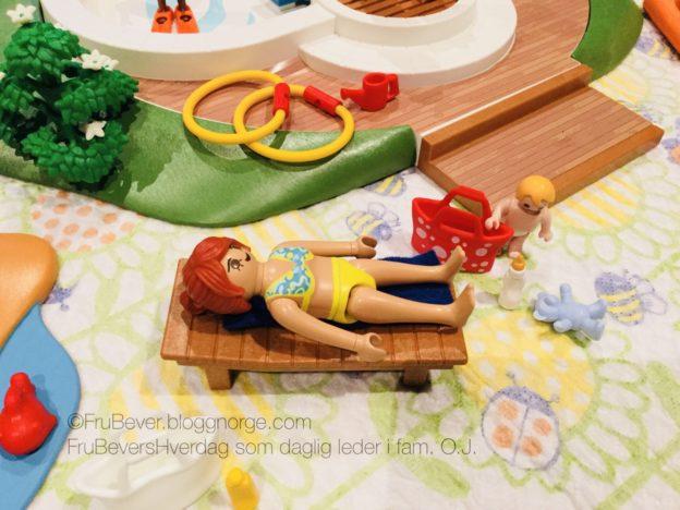Playmobil ambassadør // FruBeversHverdag Handeland PR