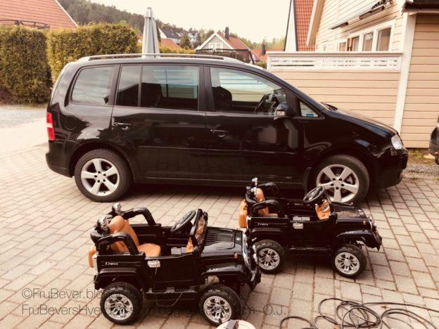 Nye biler @ Frubevershverdag