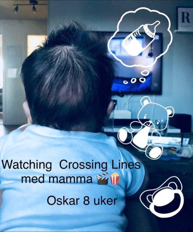 Serietips Frubevershverdag Crossing lines Netflix