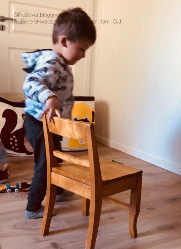 Selskapslek barn stolleken