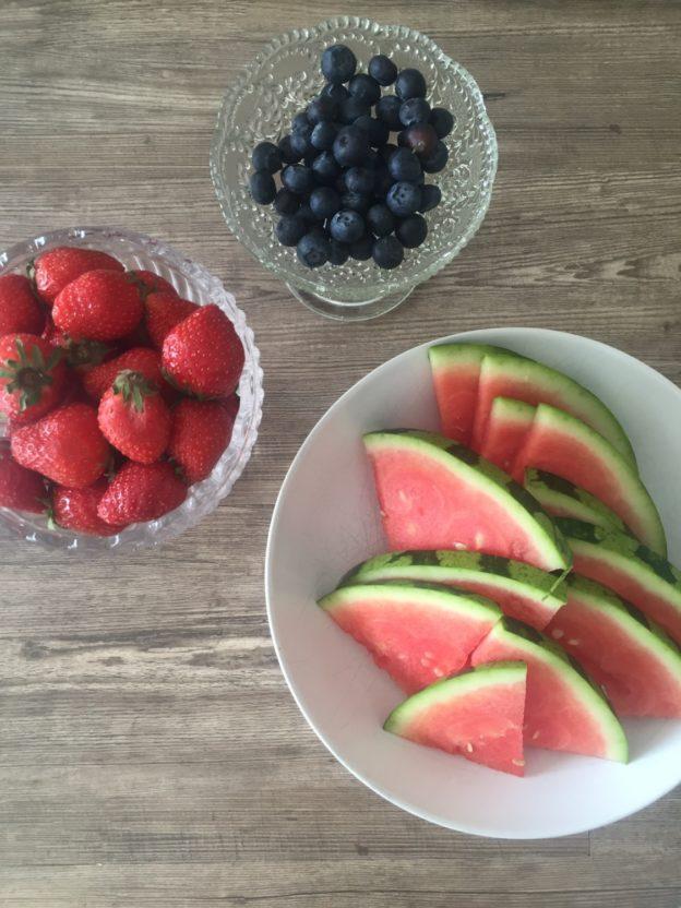 Sommerlunsj hos gode venner ☀️