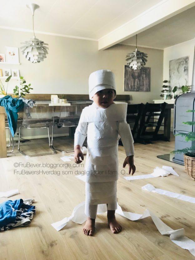 Det blir ikke mer moro en man lager selv! DIY tips på en regnfull dag med barna!