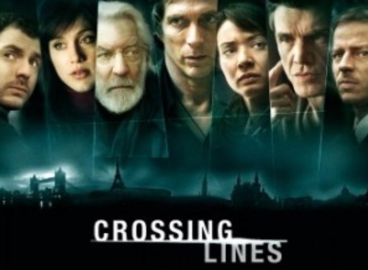 Serietips! Crossing Lines @ Netflix