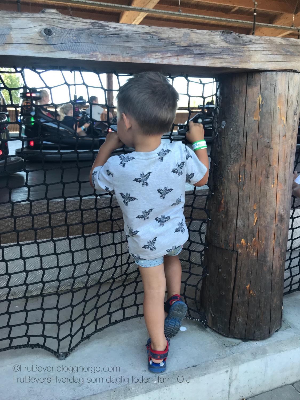 Daftøland - fornøyelsespark for de mindre barna / FruBeversHverdag