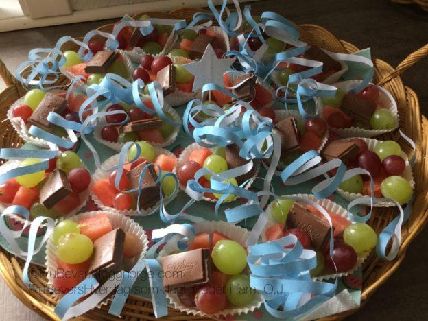 Bursdag tema tips til servering barnebursdag