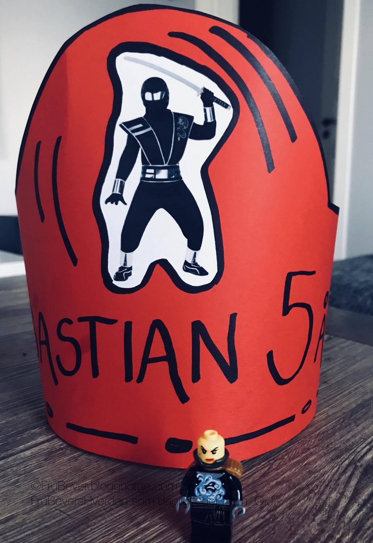 Superhelten Sebastian fyller 5 år // barnebursdag