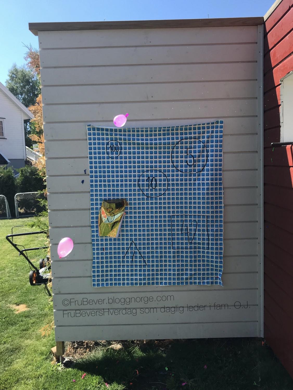 Sommer @ FruabeversHverdag vannballonger DIY