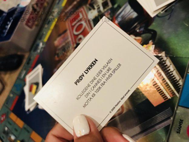 Game on! Monopol kveld @ FruBeversHverdag