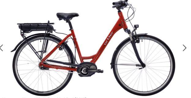 El sykkel til hverdags / drømmesykkel