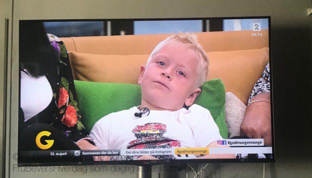 Hjertebarna på tv2 // FruBeversHverdag