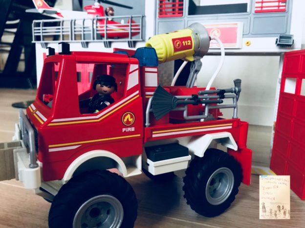 Brannvern // lek og lær med Playmobil City action // Handeland PR