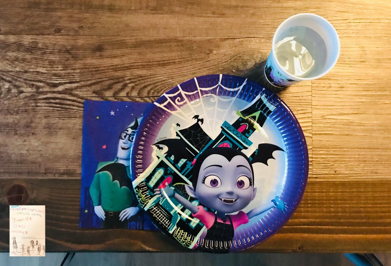 Halloween Disney Norge // Vampyrina