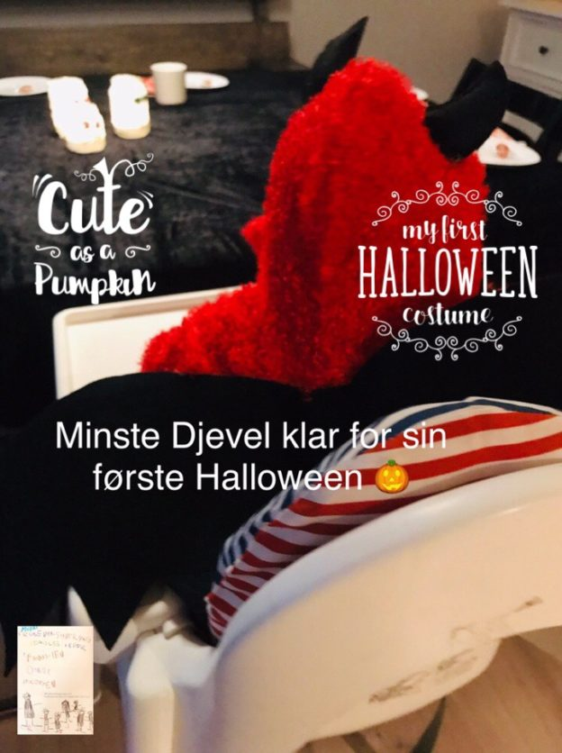 Halloween FruBeversHverdag style