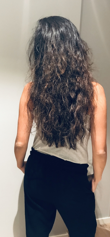 Spontan hårklipp // klippe selv