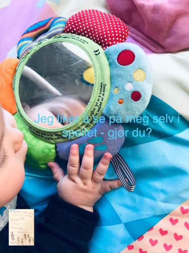 Verden sett igjennom babys øynen 6 mn // barneblikk