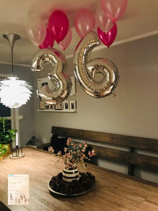 Temabursdag // jeg fyller år!