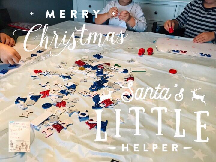 Juleverksted DIY // julepynt // aktivitet å gjøre med barn // førjulskos