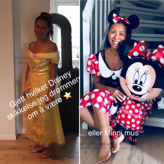 Disney Jul @FrubeversHverdag