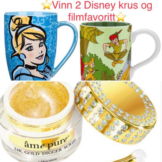 Spinn juletreet 🎄 // give away @frubevershverdag Disney // Ame Pure