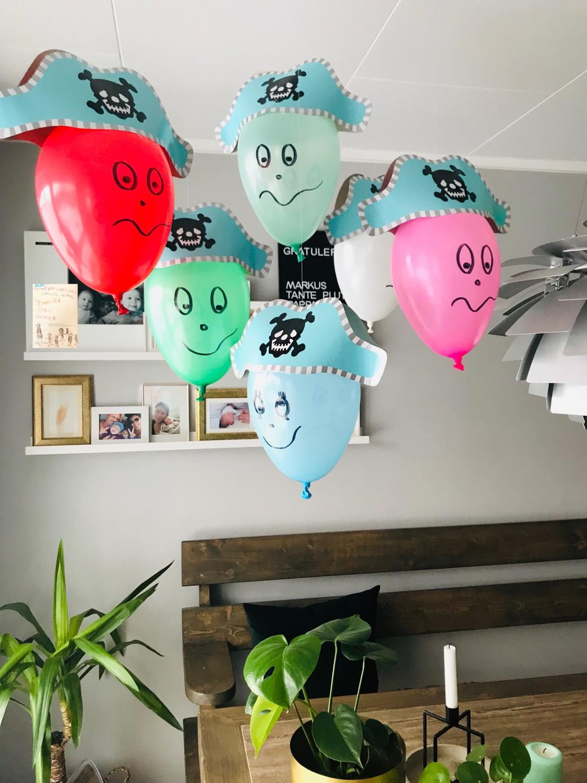 Bursdag DIY // pimp opp ballongen