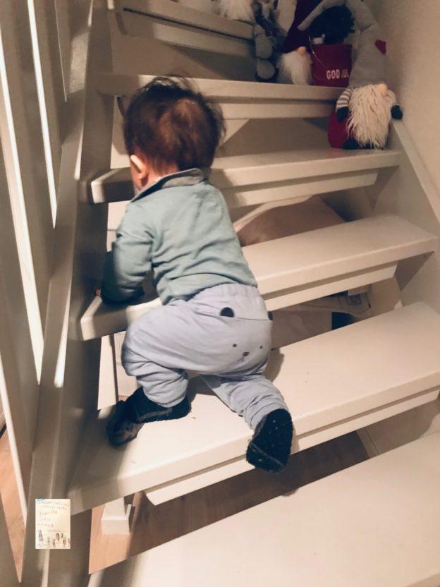 Gjesteinnlegg baby Oskar 9 måneder // barneblikk