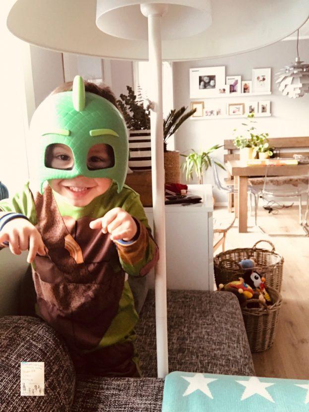 Pysjeheltene temabursdag // Markus 3 år // bursdagsboksen