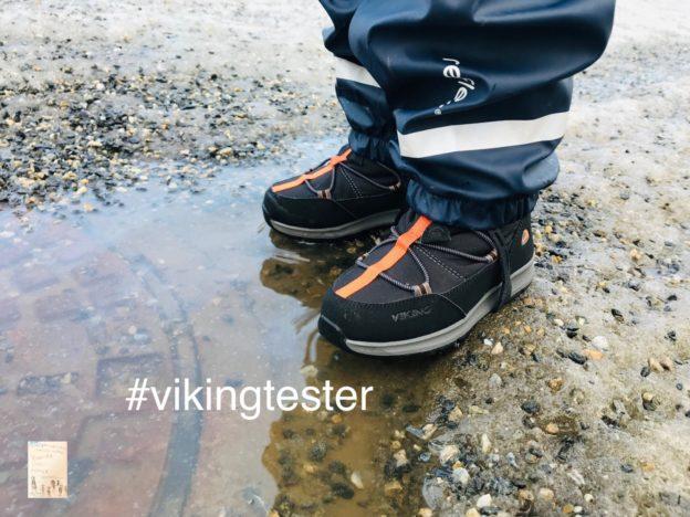 #Vikingtester Markus 3 år