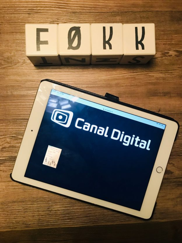Canal Digital kunderservice