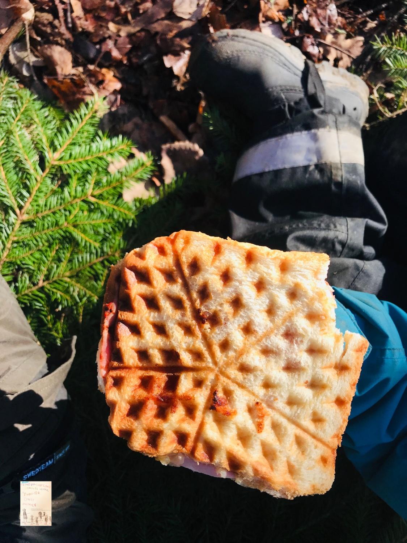 Frokost i gapahuken