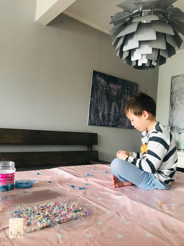 Kreativ helg // vintertiden// aktivitet å gjøre med barn