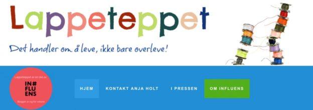Lappeteppet // inspirablogger