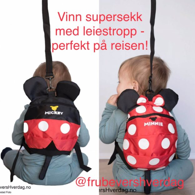 Give away @frubevershverdag // Oskar 1 år