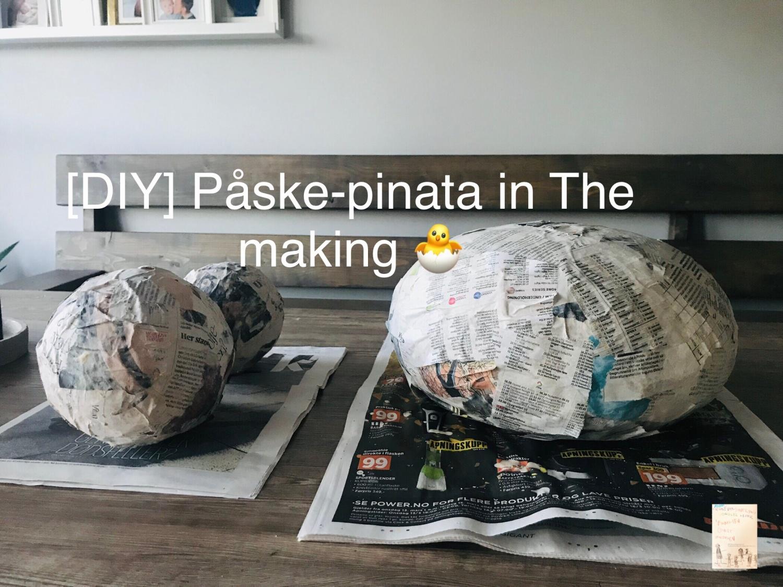 DIY påske Pinata