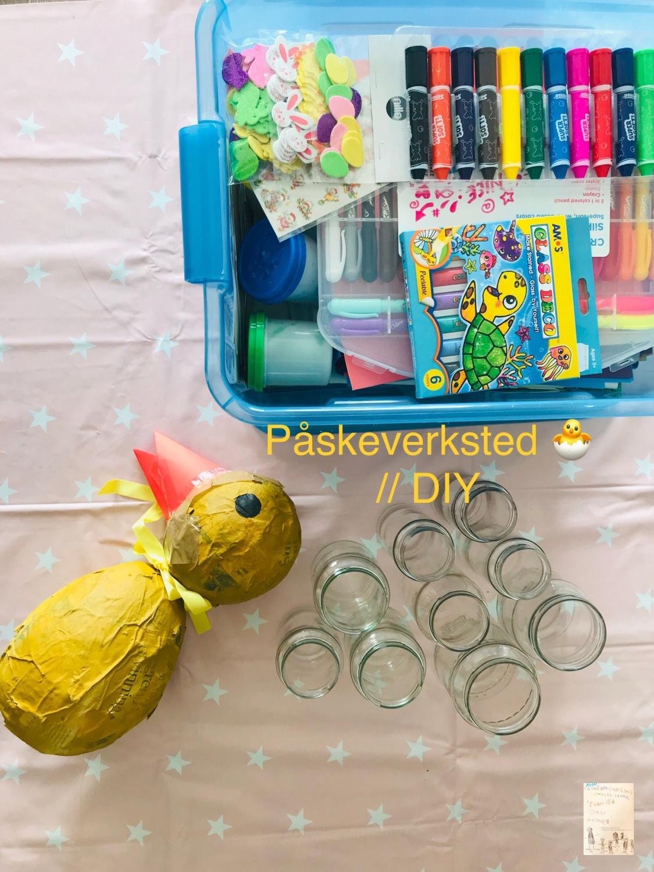 Påskeverksted // DIY