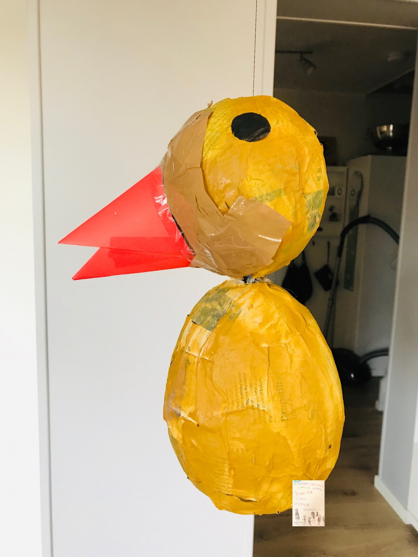 DIY pinata // ukesmeny for kresne barn uke 15/2019 tema-middag