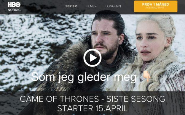 Serietips // HBO Netflix og sumo