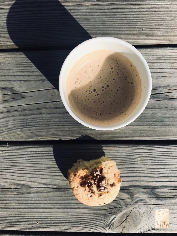 Nystekte muffins til lunsj @frubever // påskekos