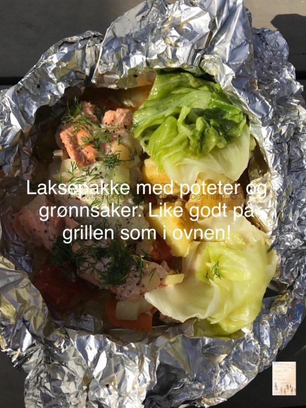 Ukesmeny for kresne barn 14//2019 tema-middag FARGE