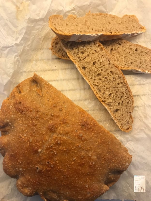 Grytebrød med oppskrift // helgefrokosten