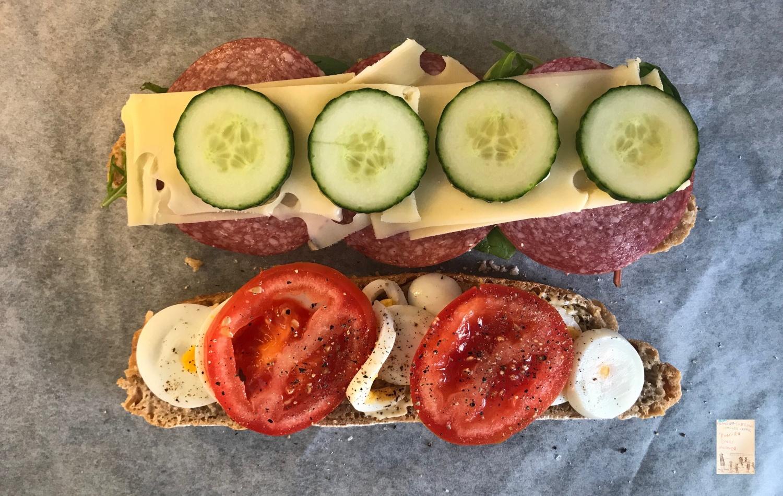 Grytebrød med oppskrift // perfekt til helgens lunsj!