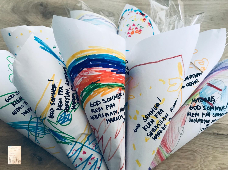 Kreativ hverdag @FruBevershverdag // tips til sommergave