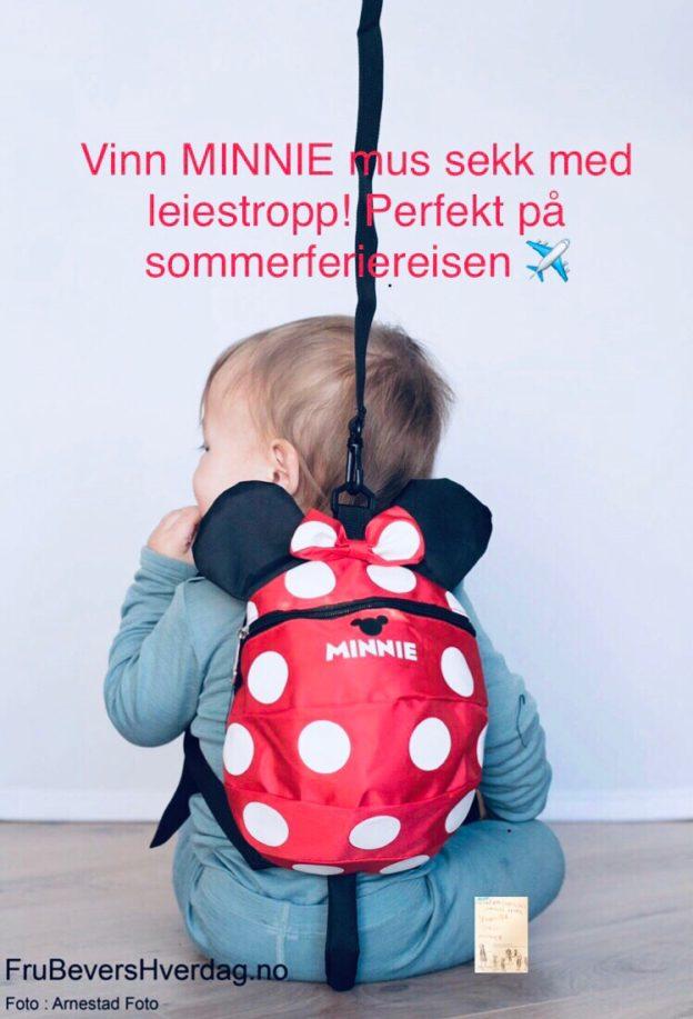 Sommeren must have til reise med baby // barn @FruBeversHverdag